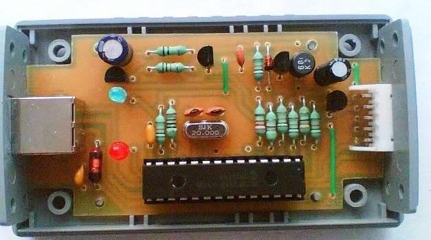 USB программатор Brenner 9